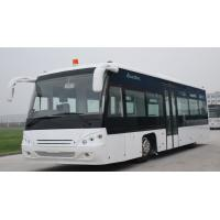 China Small passengers airport apron bus VIP decoration 56 passengers standing area wholesale