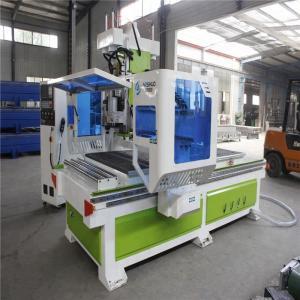 China One Head CNC Wood Cutting Machine / Small Woodworking Cnc Machines 1300*2500mm wholesale