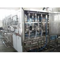 China Automatic Crown Cap Beverage Filling Machine Juice Bottling Equipment wholesale