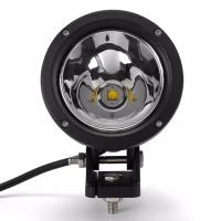 Buy cheap 25W Cree LED Driving Lights Spot Beam For Auto Parts Cars ATV Spot Beam 120 * 110 Mm from wholesalers
