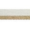 China Multiple Sizes Cotton Canvas Roll , Coarse Grain Heavy Duty Canvas Fabric Roll wholesale