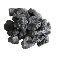 China Steelmaking 45 / 60 / 65 10mm 50mm Ferro Silicon Slag wholesale