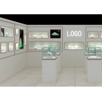 China Modern Fashion Style Wall Mounted Display Case For Jewelry Shop Display wholesale