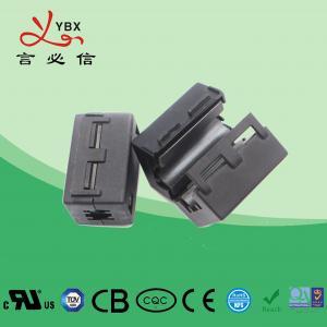 China Yanbixin Clamp Toroidal Ferrite Core YBX-SRF Permanent Strong Neodymium Magnet Black Color wholesale