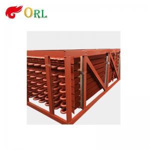 China power station CFB boiler waste heat heat pump boiler economizer ORL Power ASTM certification manufacturer wholesale