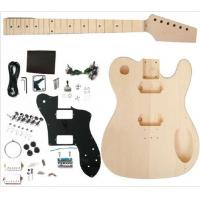 China 39 inch Telecaster DIY Electric Guitar Kits Custom Unfinished Guitar Kit AG-TL1 wholesale