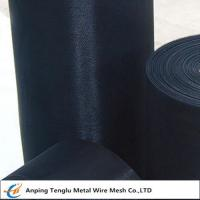 Quality Epoxy Coated Filter Wire Mesh |Plain Weave Rectangular or Square Mesh for sale