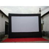 China Inflatable movie screen, outdoor inflatable screen, indoor inflatable screen on sale