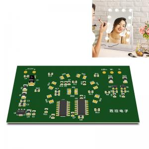 China Touch Key DC 20V LED PCB Assembly With Gear Indicator wholesale