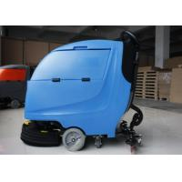 China Descaling CIP Tile Floor Cleaner Machine With Intelligent Robot wholesale