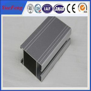 China double sliding door window aluminum profiles wholesale