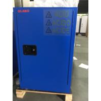 China Safety Acid Corrosive Storage Cabinets With Touch Screen For Chemical Liquid12 gallon 45litre wholesale