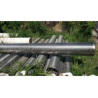 China Stainless Steel 304 Johnson Wire Screen Pipe , Johnson Filter Screen wholesale