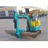 China Farm Compact Digger Mini Excavator Machine 800kgs Mini Excavation Equipment 900kgs wholesale