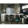 China Shampoo Agitator Mixing TankLarge Volume High Speed Disperser Long Service Life wholesale