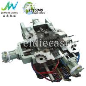 China Automotive Parts Aluminum Die Casting Mold with 50000 Shots Lifetime on sale