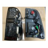 China Auto Accessories Smoke Black LED Tail Lights For Toyota Hilux Vigo SR5 2012-2014 wholesale