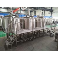 China 5BBL 10BBL 20BBL beer brewing equipment, beer fermentation equipment for pub, microbrwery wholesale