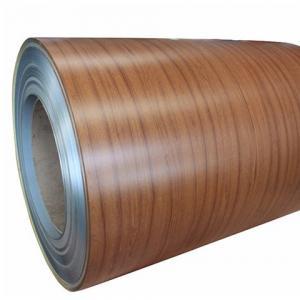 China 6.0mm Wood Grain Aluminum Coil wholesale