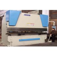 Quality 6mm V Groove CNC Hydraulic Press Brake Machinery for For Bending Steel Plates 160T / 3200mm for sale