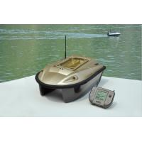 China Champagne 433MHZ RC Fish Finder crash proof Fishing Bait Boats for sale wholesale