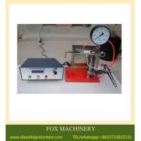 China Common Rail Injector Test Simulator ,solenoid and piezo CR injector(F-100A) wholesale