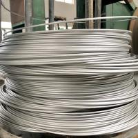 China High Elasticity Stainless Steel Spring Wire For Anti Corona Virus Sprayer Spring 302 Wire wholesale