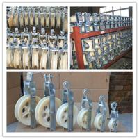 China video Lineman Cable Sheave, sales Mini Cable Block,Cable Block wholesale