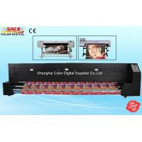 China Roll To Roll Dye Sublimation Heater / Heat Sublimation Machine With Piezo Printers on sale
