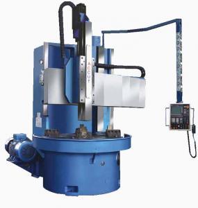 China CNC single column vertical turret lathe on sale