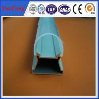 China 15mm deep aluminum profiles with PC/PMMA Cover for decorative led strip lighting wholesale