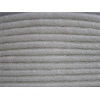 Quality Synthetic Fiber Flame Resistant Material Air Filter Media Rolls 3mm - 5mm Thickness for sale