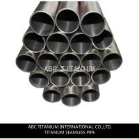 China titanium tube/titanium exhaust pipe/flexible exhaust pipe/heat pipe wholesale