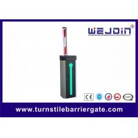 China IP44 LED Barrier Gate with LED Arm For Infrared Photocells wholesale