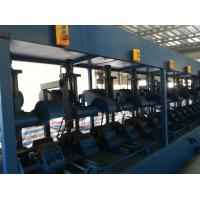 Buy cheap Auto Adjustable Stainless Steel Pipe Polishing Machine 5500*1450mm from wholesalers