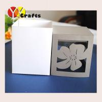 China Wedding Gift Boxescardboard cookie gift boxes laser cut jewelry gift boxes unique wedding gift boxes wholesale