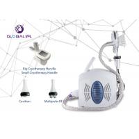 Buy cheap Freeze Cavitation Cryolipolysis Body Slimming Machine 100w Output Pluse Mode from wholesalers