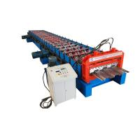 China Long Life Precise Steel Floor Deck Roll Forming Machine with CE wholesale