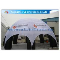 Lead Free Self - Sealing Spider Tent Inflatable Air Tent in Inflatable Dome Structures