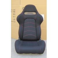Quality UV Protected Durable Fabric Or Leather Sport Racing Seats Easy Installation for sale