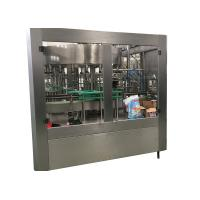 China Full Automatic Beverage Bottling Equipment / Packaging Plant / Production Line wholesale