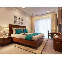China Modern 3 - 5 Star Hotel Furniture Sets With Wood Panel or Laminate wholesale
