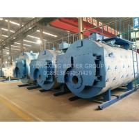 Quality Quick Heating Low Cost 5.6MW Fast Delivery Gas (oil) Fired Hot Water cheap for sale