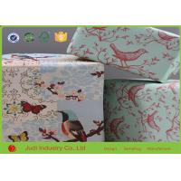 Buy cheap Lightweight Metallic Wrapping Paper , Gravure Printing Vinyl Coated Wallpaper from wholesalers