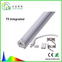 China Pure White T5 SMD LED Tube Light 100lm/W With Epistar Chips , High Brightness wholesale