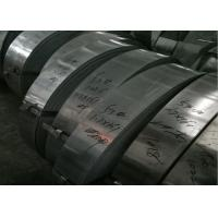 China SPCC Cold Rolled Steel Strip Thickness 0.3 - 3.0mm Width 20 - 600mm wholesale