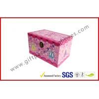 China Customized Gift Packaging Box  Girl Gifts With Lock Dancing Shose Box on sale