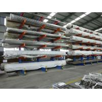 Buy cheap Industrial Warehouse Double Side Cantilever Racking for long objects from wholesalers