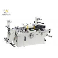 China Automatic high speed Flat bed label sticker die cutting machine wholesale