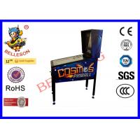 Buy cheap PINVBALL System Mini Arcade Pinball Machine Double Coin Slots 174CM height from wholesalers